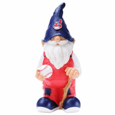 "Cleveland Indians Garden Gnome 11"" Male"