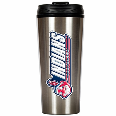 Cleveland Indians 16 oz. Thermo Travel Tumbler