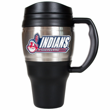 Cleveland Indians 20oz Oversized Travel Mug