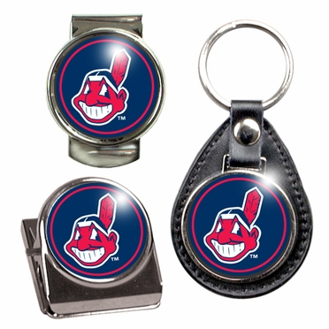 Cleveland Indians 3 Piece Gift Set