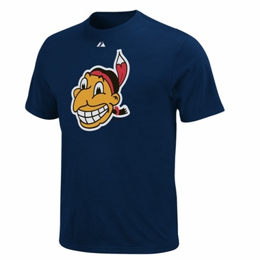 Cleveland Indians Cooperstown Logo T-Shirt