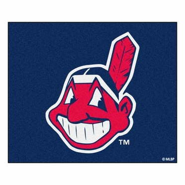 Cleveland Indians Economy 5 Foot x 6 Foot Mat