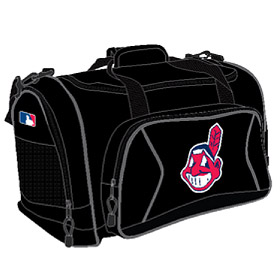 Cleveland Indians Flyby Duffle Bag