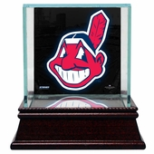 Cleveland Indians Display Cases