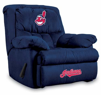 Cleveland Indians Home Team Recliner