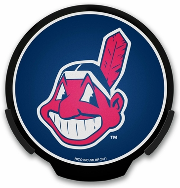 Cleveland Indians Light Up Power Decal