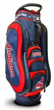 Cleveland Indians Medalist Cart Bag