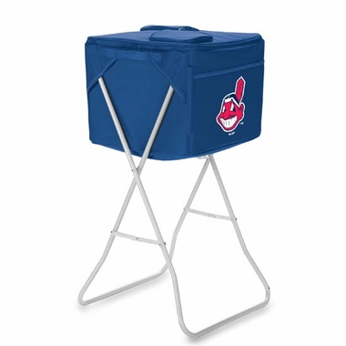 Cleveland Indians Party Cube (Navy)
