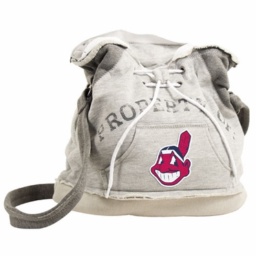 Cleveland Indians Property of Hoody Duffle