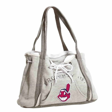 Cleveland Indians Property of Hoody Purse