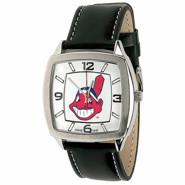 Cleveland Indians Retro Mens Watch