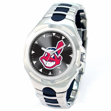 Cleveland Indians Victory Mens Watch