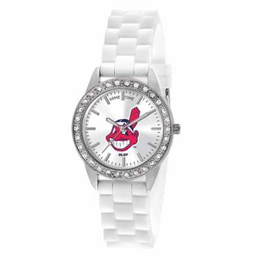 Cleveland Indians Women's Frost Watch