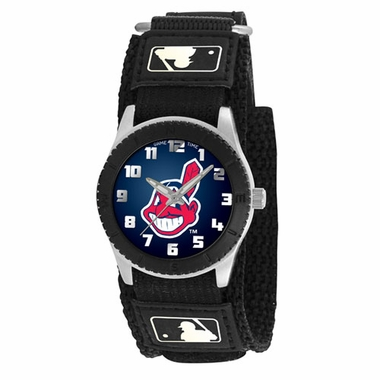 Cleveland Indians Youth Rookie Watch (Black)