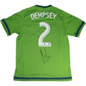 Seattle Sounders Autographed