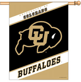 "Colorado Buffaloes 27""x37"" Banner"