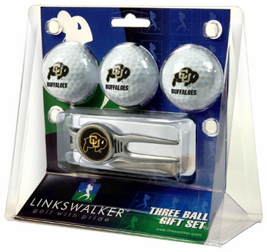 Colorado 3 Ball Gift Pack With Kool Tool