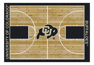 "Colorado 5'4"" x 7'8"" Premium Court Rug"