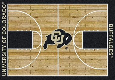 "Colorado 7'8"" x 10'9"" Premium Court Rug"