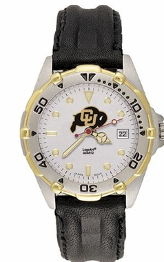 Colorado All Star Mens (Leather Band) Watch