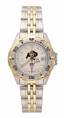 Colorado All Star Womens (Steel Band) Watch