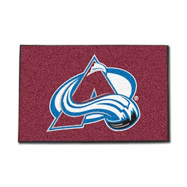 Colorado Avalanche 20 x 30 Rug