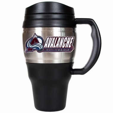 Colorado Avalanche 20oz Oversized Travel Mug