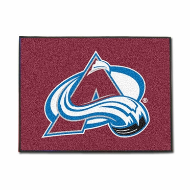 Colorado Avalanche 34 x 45 Rug