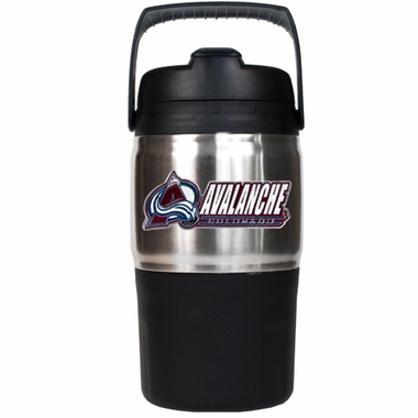 Colorado Avalanche 48oz Travel Jug