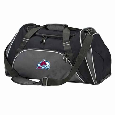 Colorado Avalanche Action Duffle (Color: Black)