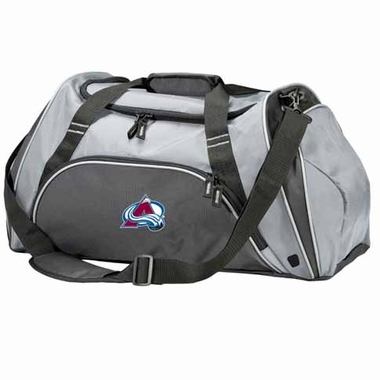 Colorado Avalanche Action Duffle (Color: Grey)