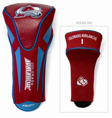 Colorado Avalanche Apex Driver Headcover