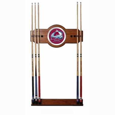 Colorado Avalanche Cue Rack