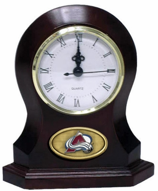 Colorado Avalanche Desk Clock
