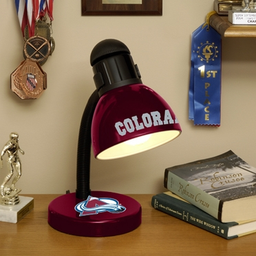 Colorado Avalanche Dorm Lamp