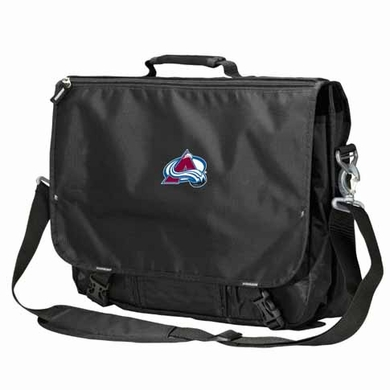 Colorado Avalanche Executive Attache Messenger Bag