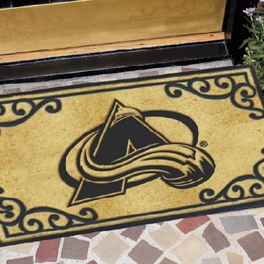 Colorado Avalanche Exterior Door Mat
