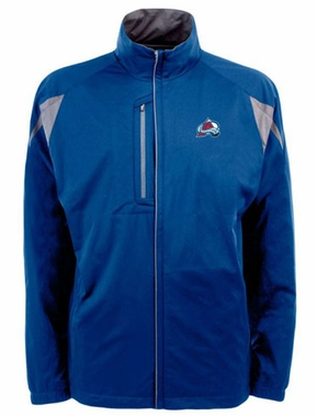 Colorado Avalanche Mens Highland Water Resistant Jacket (Team Color: Royal)