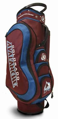 Colorado Avalanche Medalist Cart Bag