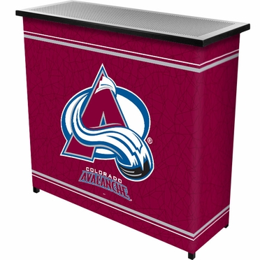 Colorado Avalanche Portable Bar