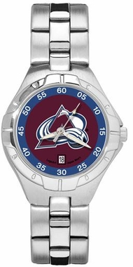 Colorado Avalanche Pro II Women's Stainless Steel Watch