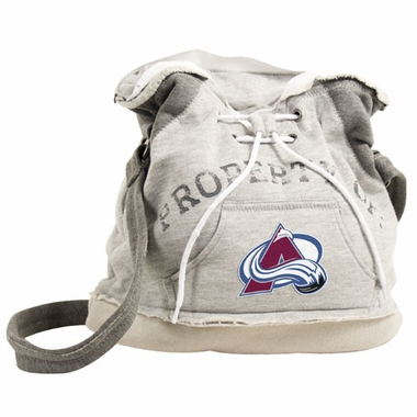 Colorado Avalanche Property of Hoody Duffle