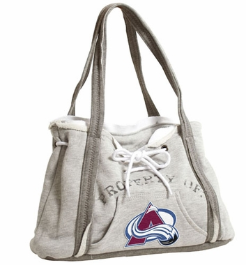 Colorado Avalanche Property of Hoody Purse