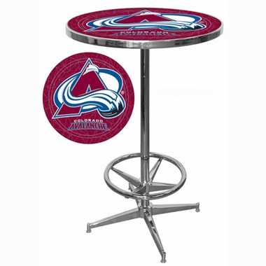 Colorado Avalanche Pub Table