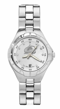 Colorado Avalanche Women's Pearl Watch