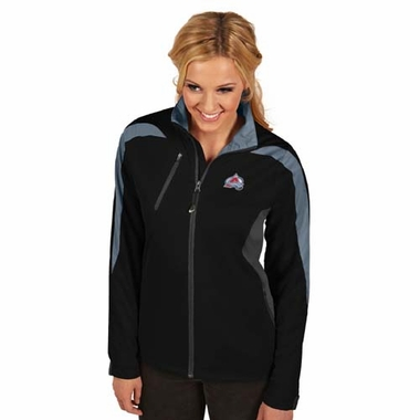 Colorado Avalanche Womens Discover Jacket (Team Color: Black)