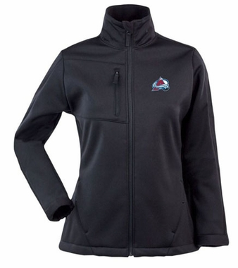 Colorado Avalanche Womens Traverse Jacket (Team Color: Black)