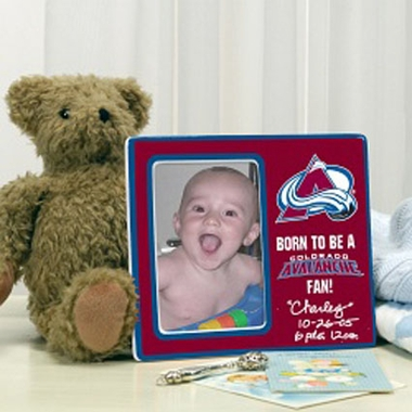 Colorado Avalanche Youth Picture Frame