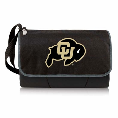 Colorado Blanket Tote (Black)