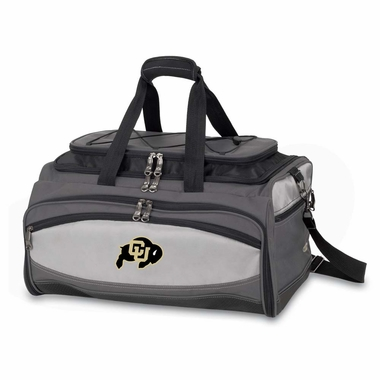 Colorado Buccaneer Tailgating Cooler (Black)